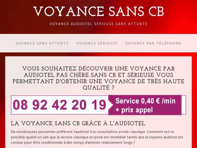 Première consultation de voyance téléphone gratuite sans attente au ... c712124509a2